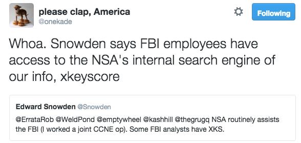 SnowdenFBIXKeyscore